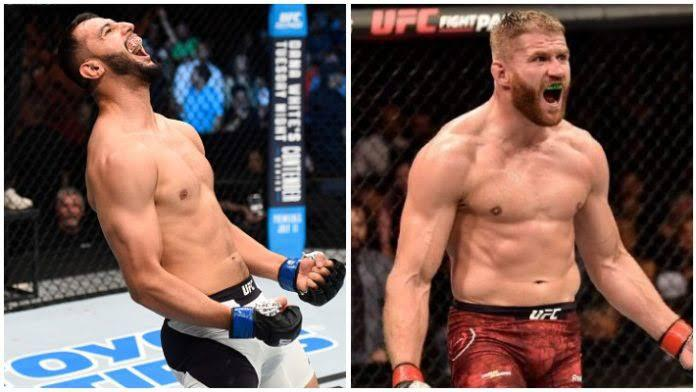 UFC 253 Co-Main Event – Dominick Reyes vs Jan Blachowicz