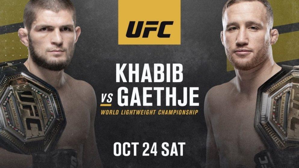 UFC Predictions – UFC 254  Khabib vs Gaethje – Can Khabib be beaten?