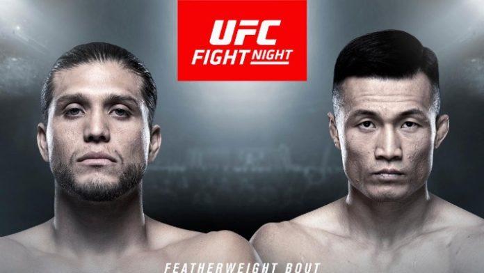 UFC Predictions – Fight Island 6  Ortega vs The Korean Zombie