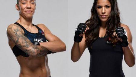 UFC Fight Island 4 – Germaine de Randamie vs Julianna Peña