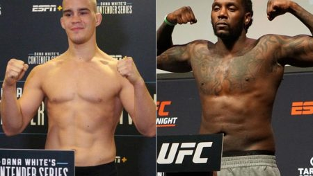 UFC Fight Island 4 – Dequan Townsend vs Dusko Todorovic