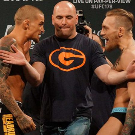 The Notorious returns at UFC 257: Poirier vs McGregor 2